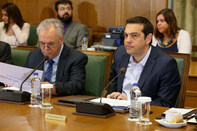 Τι συζήτησε η Task Force υπό τον Αλ. Τσίπρα | tovima.gr