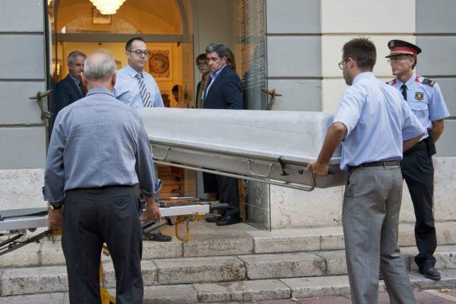 Τα λείψανα του Νταλί τάφηκαν εκ νέου μετά το τεστ DNA   tovima.gr