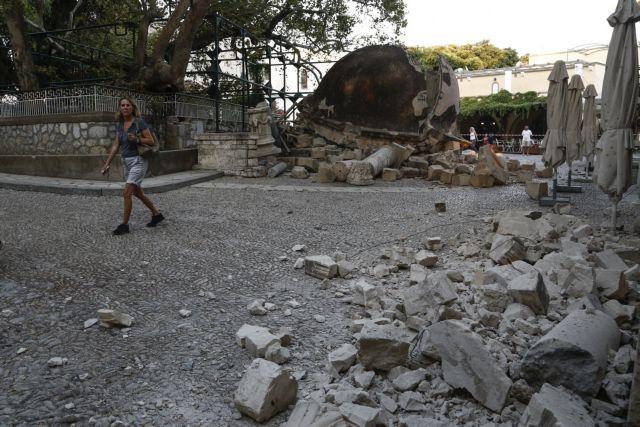 Μέχρι 31 Δεκεμβρίου οι αιτήσεις αποκατάστασης ζημιών από σεισμούς του 2013 και 2014 | tovima.gr