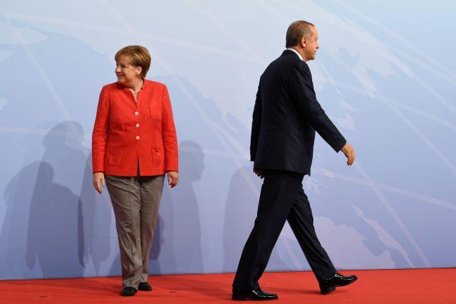 Ερντογάν: Τέλη Σεπτεμβρίου επισκέπτεται την Γερμανία | tovima.gr