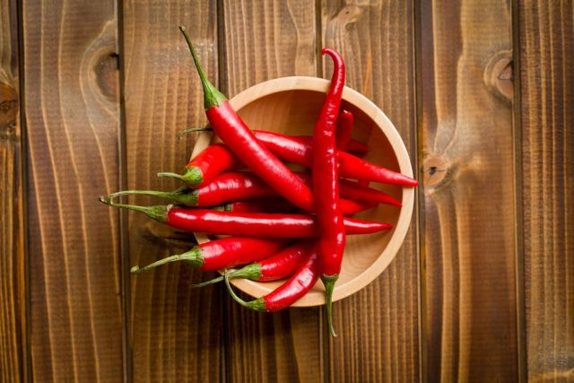 H πιο επικίνδυνη πιπεριά στον κόσμο λέγεται «Χάρος της Καρολίνα» | tovima.gr
