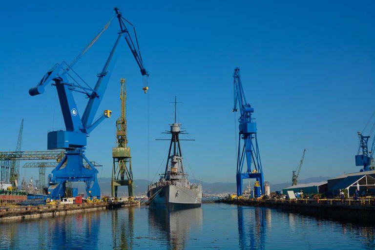 Πρόταση εξαγοράς των ναυπηγείων Ελευσίνας και Σκαραμαγκά από την ΟΝΕΧ | tovima.gr