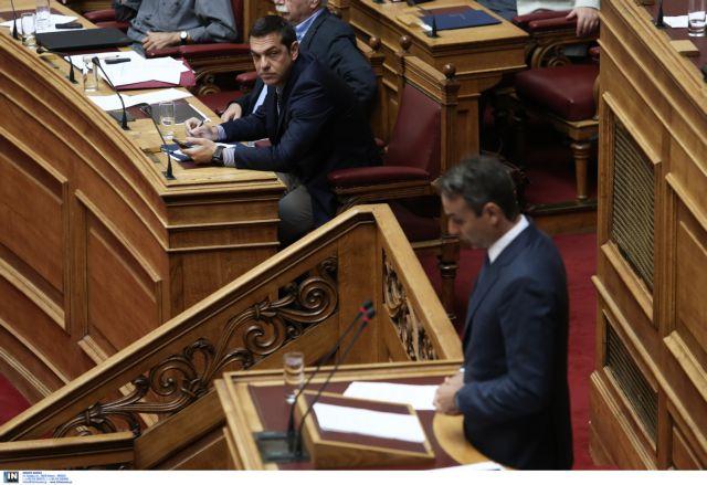 Κλιμακώνεται η σύγκρουση Κυβέρνησης – Νέας Δημοκρατίας | tovima.gr