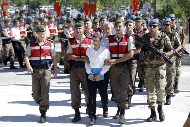 Δίκη-μαμούθ με πλήθος ερωτήματα για το πραξικόπημα στην Τουρκία   tovima.gr