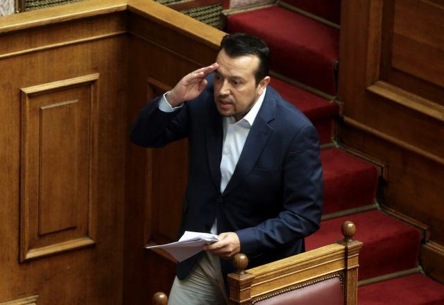 Παππάς: Οι συναντήσεις στις ΗΠΑ δείχνουν έξοδο της Ελλάδας από την κρίση   tovima.gr