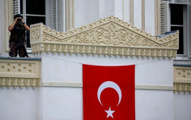 Ενταξη θέλει η Τουρκία, «απομάκρυνση» βλέπει η Κομισιόν   tovima.gr