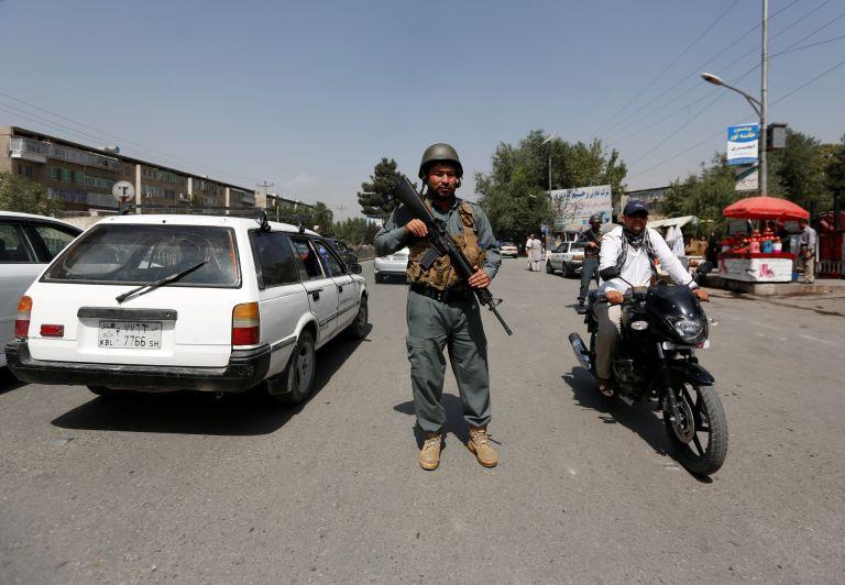 Το ISIS ανέλαβε την ευθύνη για την επίθεση σε τέμενος στην Καμπούλ   tovima.gr