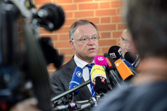 Γερμανία: Πρόωρες κρατιδιακές κάλπες στην Κάτω Σαξονία στις 15 Οκτωβρίου | tovima.gr