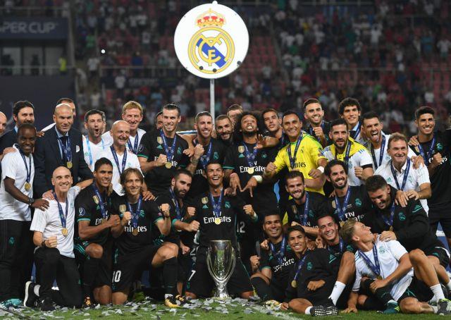 Από το 2002 δεν έχει χάσει τελικό Champions League, Super Cup ή Μουντιάλ συλλόγων η Ρεάλ   tovima.gr