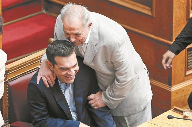 Οι «πραιτωριανοί» της εξουσίας | tovima.gr
