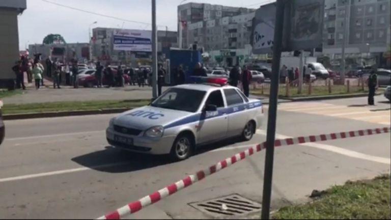 Ρωσία: Αυτοκίνητο έπεσε πάνω σε πλήθος – Δύο νεκροί | tovima.gr