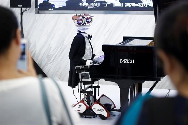 Τα ρομπότ θα καταργήσουν 3 στα 10 επαγγέλματα την επόμενη 10ετία | tovima.gr