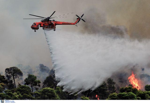 Πολύ υψηλός παραμένει και σήμερα ο κίνδυνος πυρκαγιάς | tovima.gr
