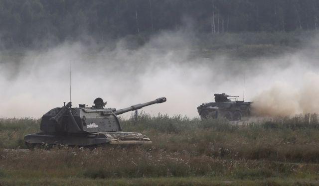 Ο Πούτιν κάνει επίδειξη δύναμης | tovima.gr