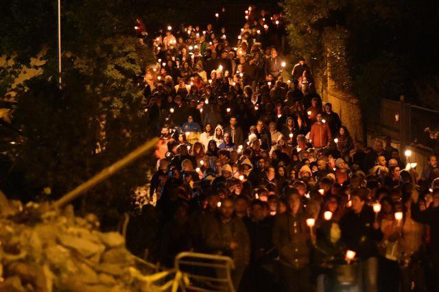 Ιταλία: Ενας χρόνος από τον φονικό σεισμό του Αματρίτσε | tovima.gr