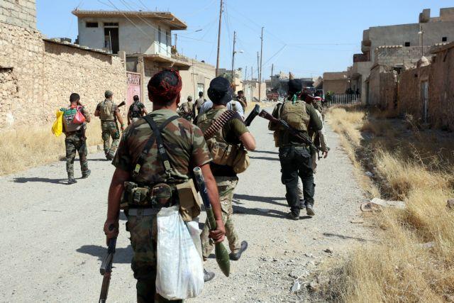 Ο ιρακινός στρατός παίρνει τον έλεγχο Κουρδικών περιοχών στη Μοσούλη | tovima.gr
