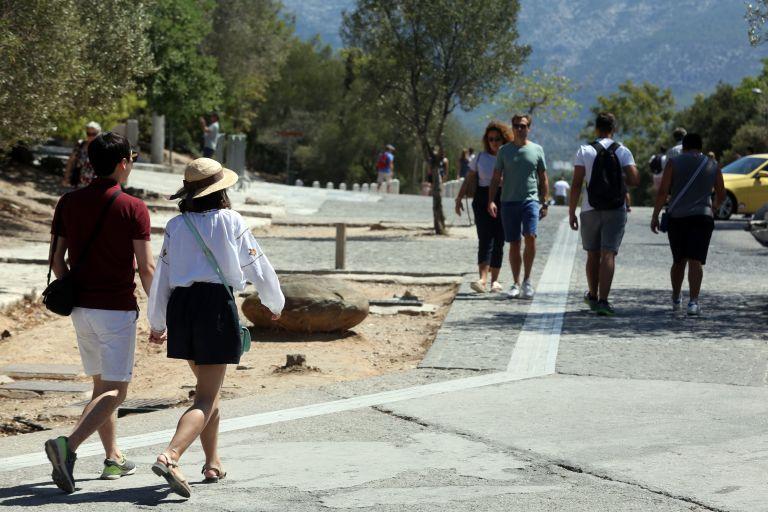 Αυξημένη κατά 8,6% η τουριστική κίνηση Σεπτέμβριο-Οκτώβριο | tovima.gr