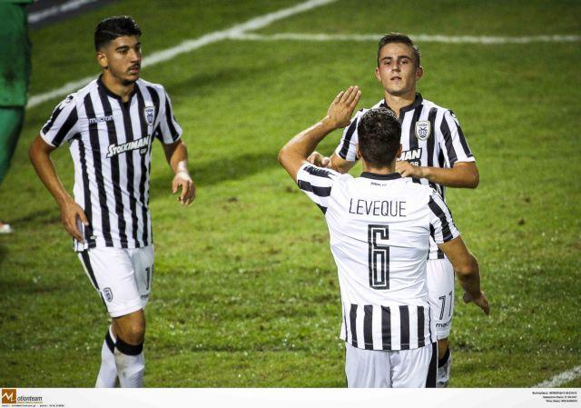 Πρώτη νίκη του ΠΑΟΚ για φέτος, 3-1 την Κέρκυρα   tovima.gr