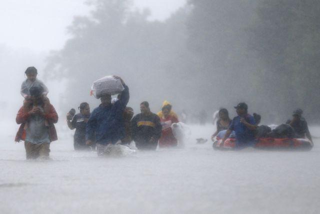 Τραμπ: Η αντιμετώπιση των καταστροφών θα είναι πολύ δαπανηρή | tovima.gr