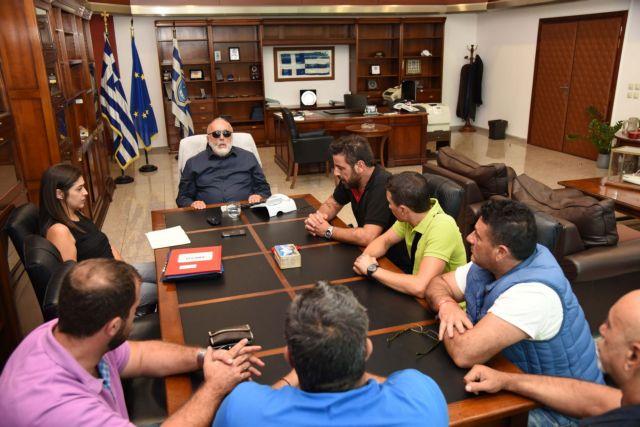 Σε καθεστώς ομηρίας οι εργαζόμενοι στα Ναυπηγεία Σύρου   tovima.gr