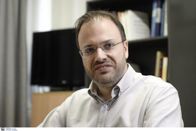 Θεοχαρόπουλος: Πολιτικός στόχος του νέου φορέα να γίνει πρωταγωνιστής | tovima.gr