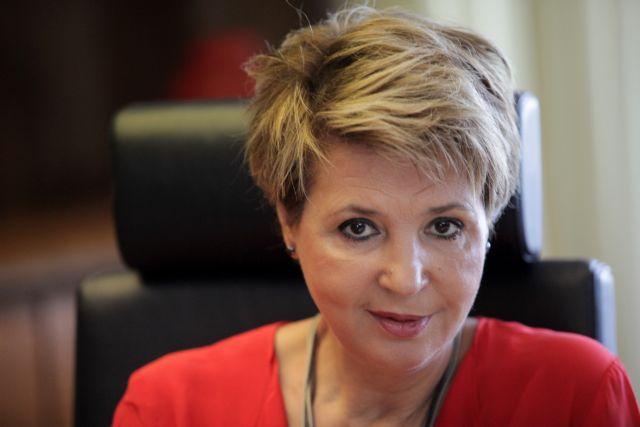 Γεροβασίλη: Η κυβέρνηση δεν απειλείται, ούτε εκβιάζεται   tovima.gr