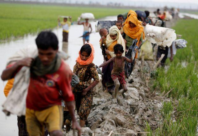 Μιανμάρ για Ροχίνγκια: Ο ΟΗΕ να μην ανακατεύεται στις υποθέσεις μας | tovima.gr
