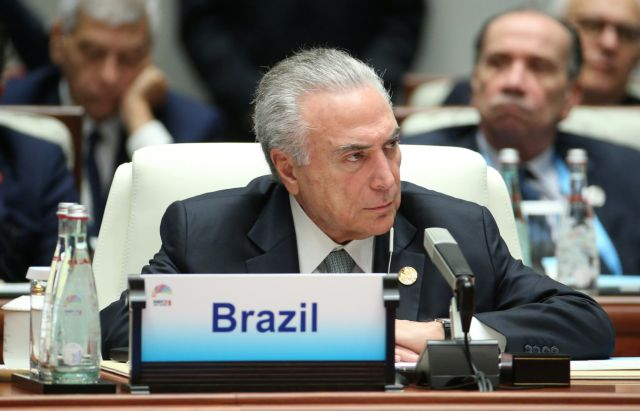 Βραζιλία: Κατηγορίες διαφθοράς για έξι στελέχη του κυβερνώντος κόμματος | tovima.gr