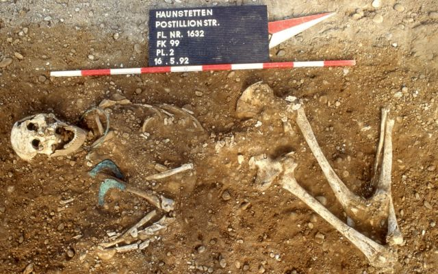 Πριν από 4.000 χρόνια οι γυναίκες ταξίδευαν και οι άνδρες κάθονταν σπίτι | tovima.gr