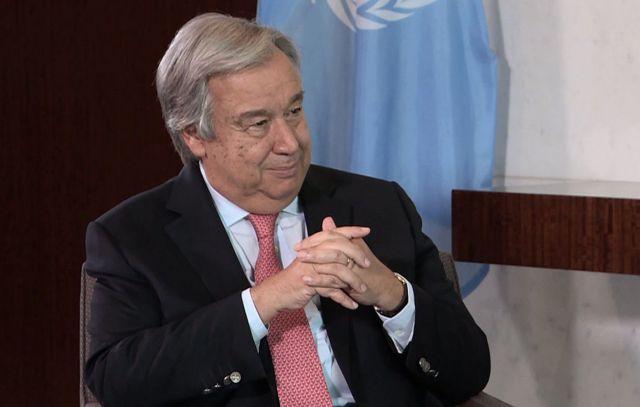 «Πολύ ανήσυχος» ο Γ.Γ. του ΟΗΕ για τη Βόρεια Κορέα | tovima.gr
