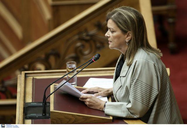 Αντωνοπούλου: Η ανεργία θα μειωθεί κάτω του 20% μέσα στο 2018 | tovima.gr