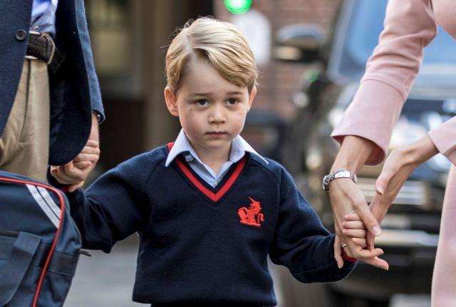 Βρετανία: Πιθανός στόχος τζιχαντιστών ο 4χρονος πρίγκιπας Τζόρτζ | tovima.gr