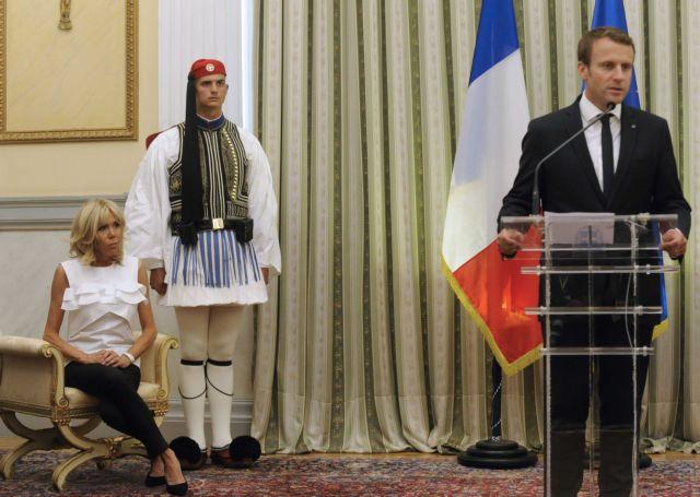 ΕΝΦΙΑ στη Γαλλία επιβάλλει ο Μακρόν | tovima.gr