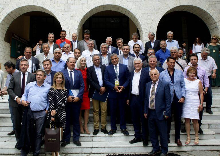Πολιτικό «μανιφέστο» Σκουρλέτη και  αλλαγές στην Αυτοδιοίκηση | tovima.gr