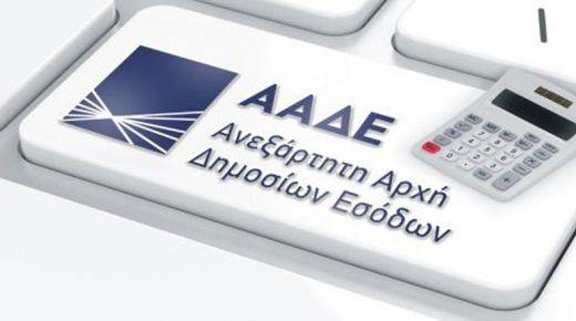 Εντός 3 μηνών η δήλωση επαγγελματικού τραπεζικού λογαριασμού στην ΑΑΔΕ | tovima.gr