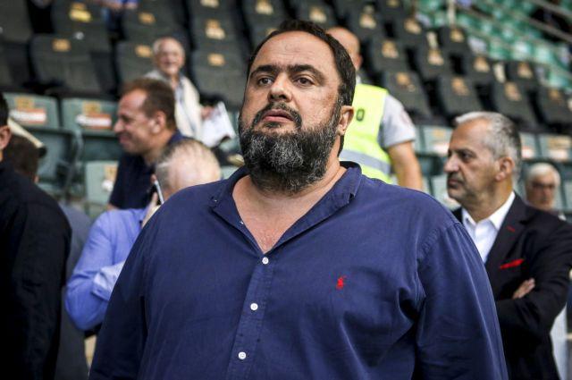 Μαρινάκης: Ούτε εγώ ούτε ο πρωθυπουργός μπορούμε να παραγγέλνουμε πρωταθλήματα   tovima.gr