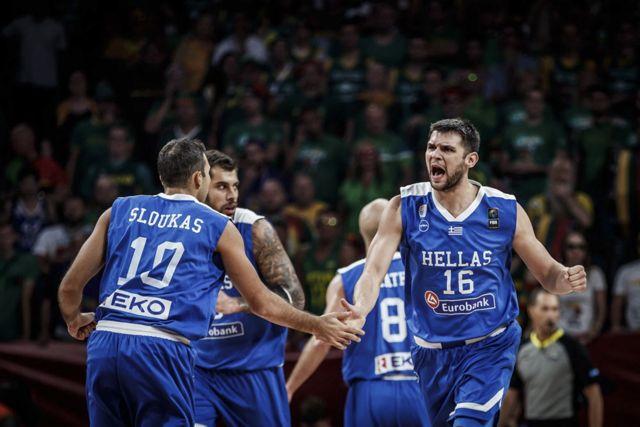 Η Ελλάδα με θρίαμβο επί της Λιθουανίας στην οκτάδα του Ευρωμπάσκετ | tovima.gr