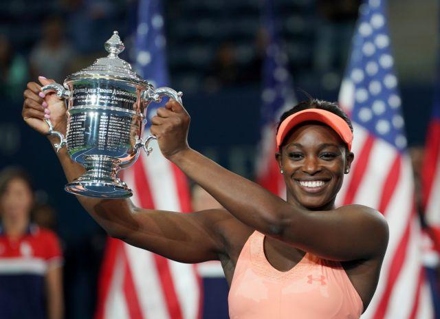 Τένις: Η Σλόαν Στίβενς νικήτρια του Αμερικάνικου Οπεν   tovima.gr