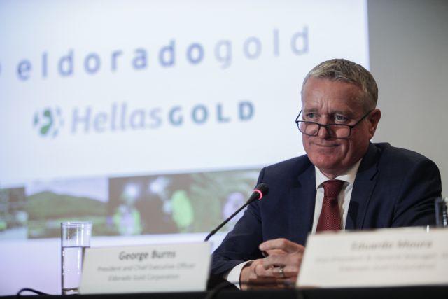 CEO Eldorado Gold: «Δεν γνωρίζω τι σκέφτεται ο κ. Τσίπρας»   tovima.gr