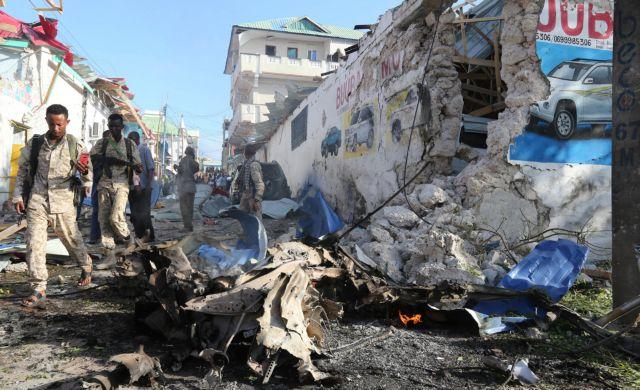 Σομαλία: 6 μέλη της αλ Σεμπάμπ νεκρά σε αμερικανικές επιδρομές | tovima.gr