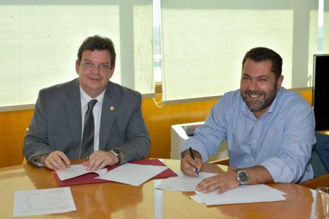 Σύμφωνο Συνεργασίας μεταξύ ΑΠΘ και ΓΓ Ενημέρωσης και Επικοινωνίας | tovima.gr