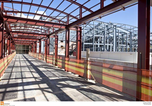 Μετρό Θεσσαλονίκης: Ξεκινά η κατασκευή του σταθμού Βενιζέλου | tovima.gr