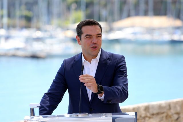 Τσίπρας: Οδηγούμε με ασφάλεια τη χώρα στην έξοδο από την κρίση   tovima.gr