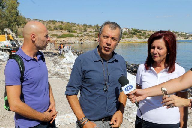 Στ. Θεοδωράκης: Σε Σαλαμίνα και Πέραμα την Πέμπτη | tovima.gr