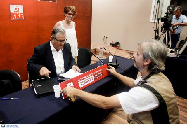Το ΚΚΕ, ο Οκτώβρης και η «αντεπανάσταση» μετά τον Στάλιν   tovima.gr