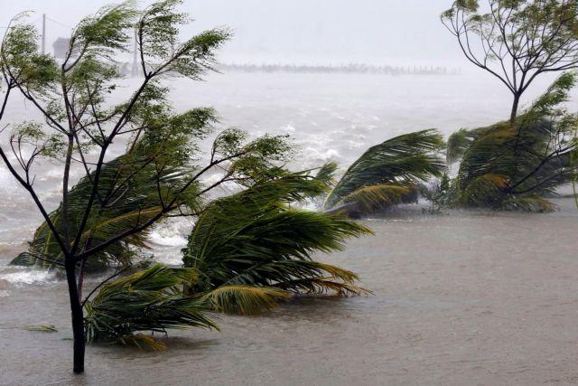 Με 260 χλμ/ώρα ο κυκλώνας Μαρία «χτυπάει» την Καραϊβική | tovima.gr
