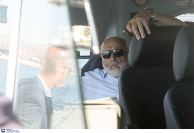 Ανακοίνωση υπ. Ναυτιλίας για το ταξίδι του Π. Κουρουμπλή στο Λονδίνο | tovima.gr