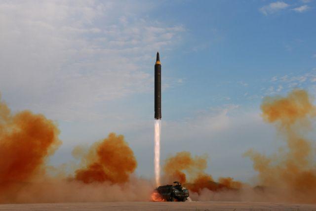 ΕΕ: Η Β. Κορέα να τερματίσει τα προγράμματα για την απόκτηση πυρηνικών όπλων | tovima.gr
