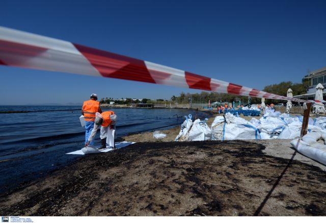 Σαρωνικός SOS: Εφτασε μέχρι το Λαγονήσι η πετρελαιοκηλίδα | tovima.gr