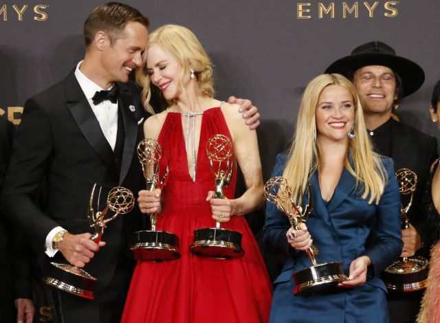 To Saturday Night Live σάρωσε τα Emmy, λόγω Τραμπ | tovima.gr